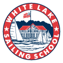 White Lake Sailing School Retina Logo