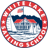 White Lake Sailing School Mobile Retina Logo